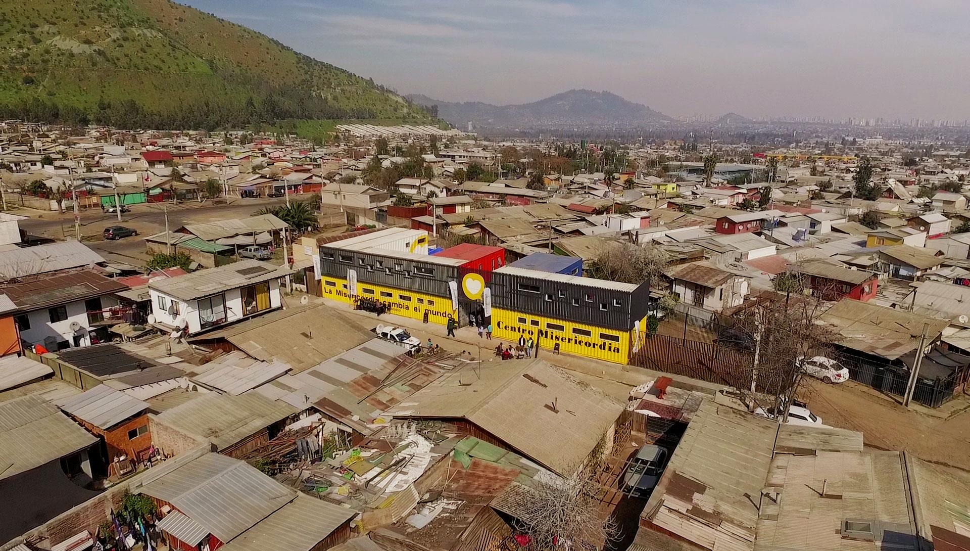Misericordia Center in Santiago de Chile , Caritas Pro Vitae Gradu, Charitable Trust, Charity Fundraising, Ariane Slinger