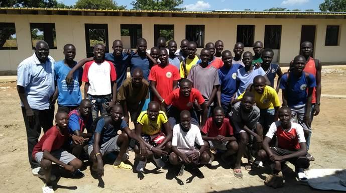 La Salle Secondary School Rumbek, South Sudan, Caritas Pro vitae Gradu Charitable Trust, Ariane Slinger,