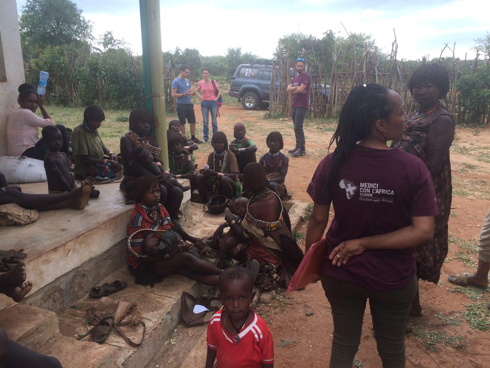 Access to healthcare for women, Caritas Pro Vitae Gradu Charitable Trust, Ariane Slinger