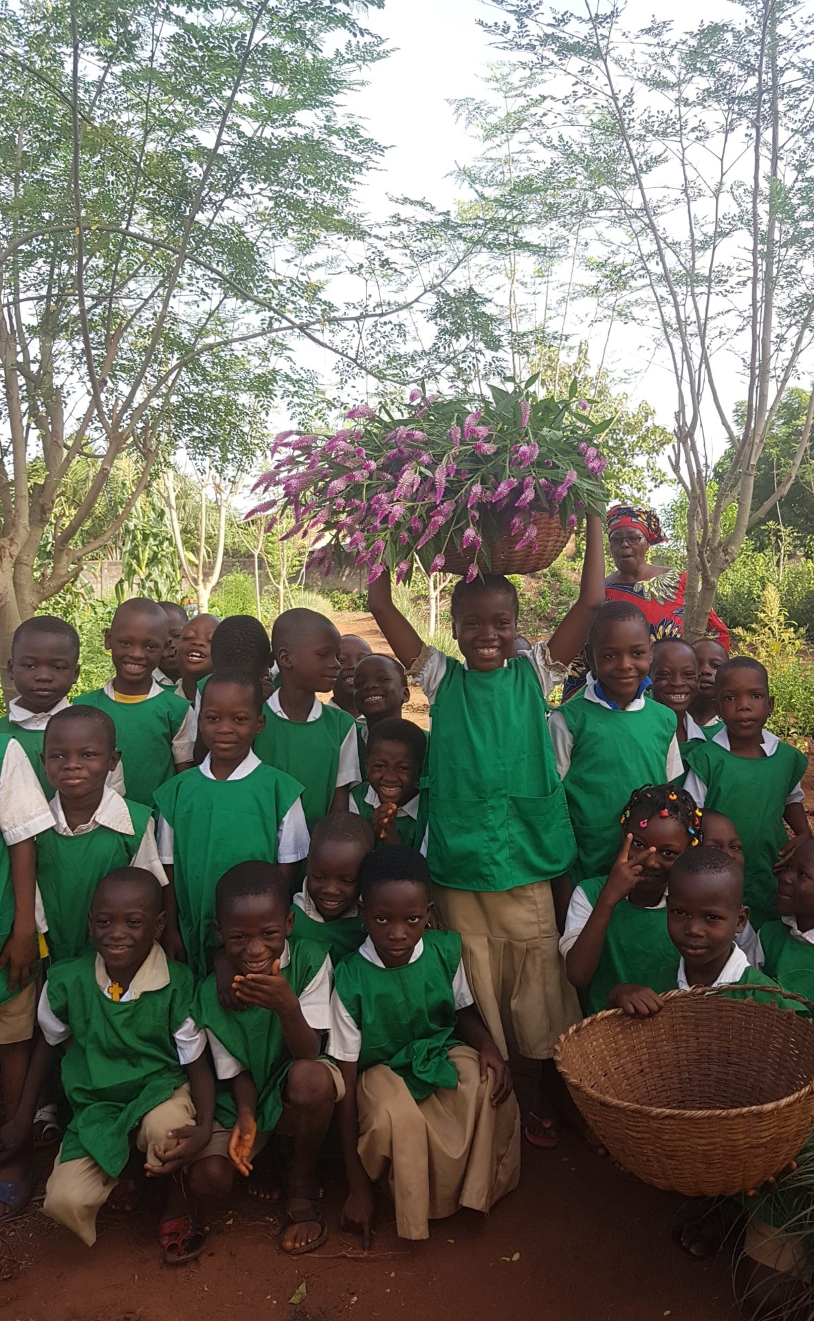 « Laudato Si » farm in Benin, Caritas Pro Vitae Gradu Charitable Trust, Ariane Slinger